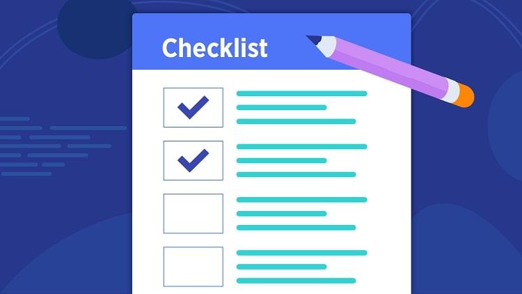 Checklist SEO hoàn chỉnh dành cho năm 2020