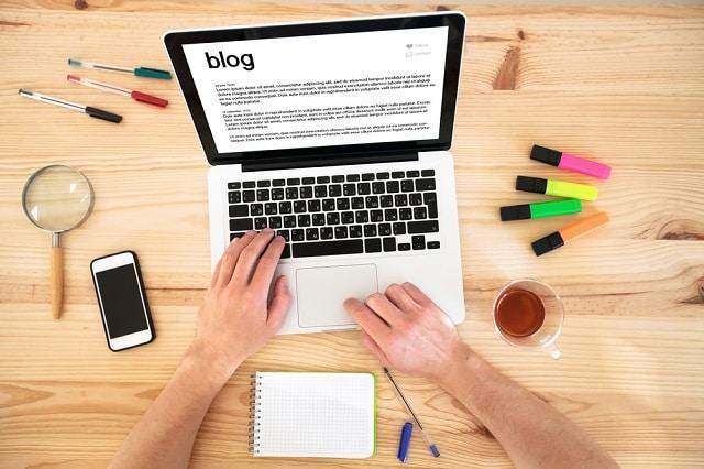Bài đánh giá trên Blogger