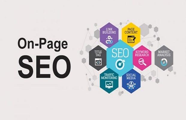 SEO onpage tối ưu hóa nội dung và cấu trúc website.