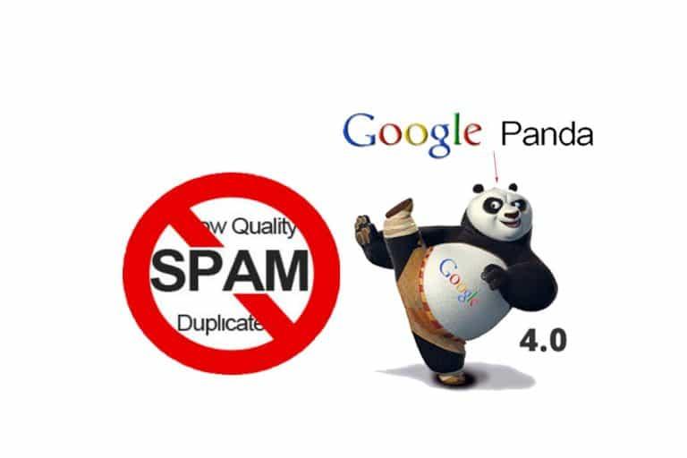 Google Panda 2
