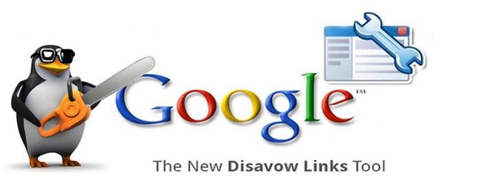 Cách disavow link