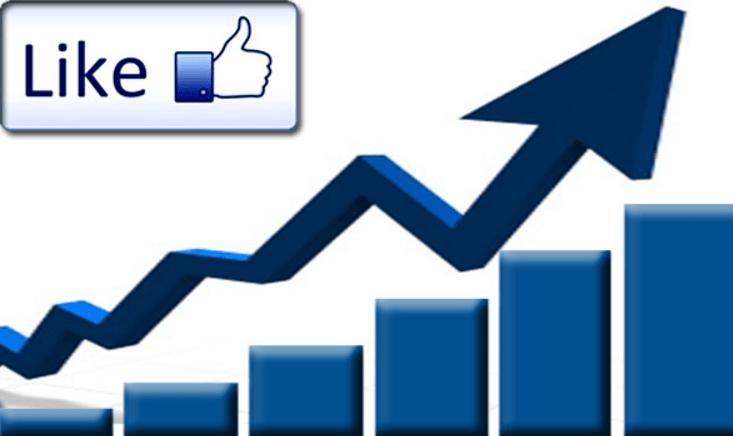 Tăng like fanpage, tăng theo dõi fanpage facebook