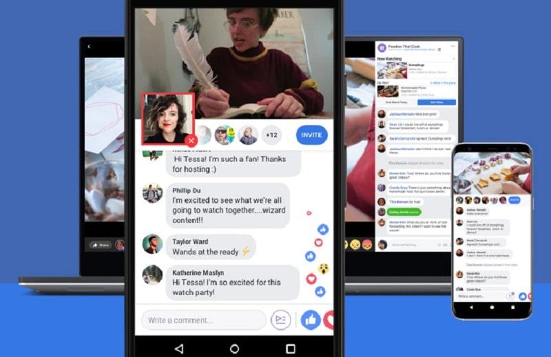 Live trực tiếp trên facebook là cách thức hiệu quả để tăng like