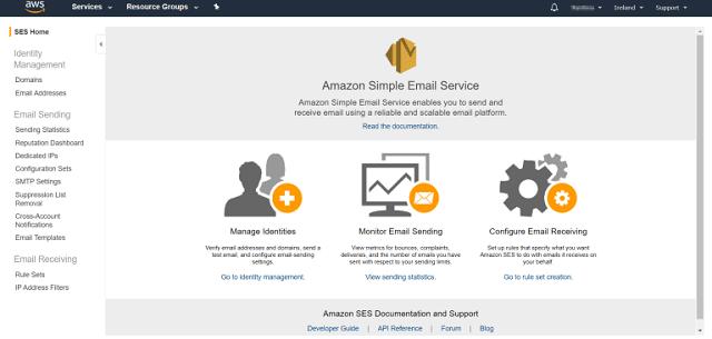 Amazon Ses là gì