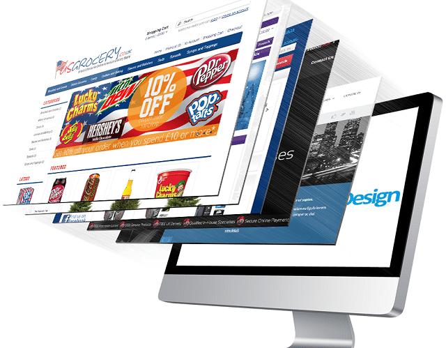 Để thiết kế được website bạn cần hiểu bố cục, kết cấu của trang web