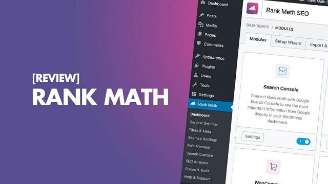 Rank Math là gì